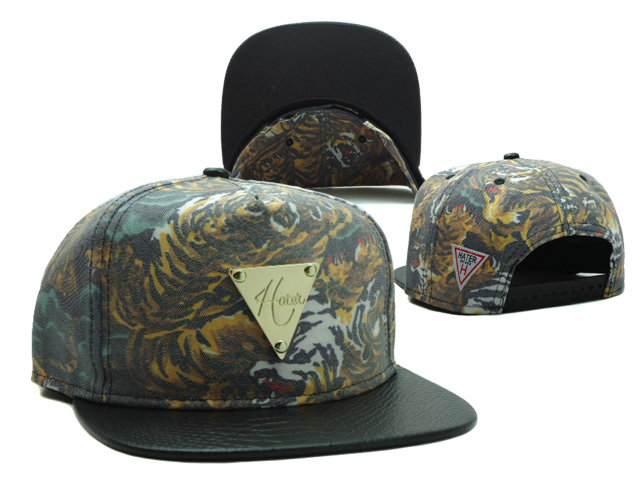 HATER Snapback Hat SF 11 0701