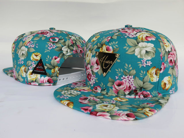 HATER Snapbacks Hat LS07