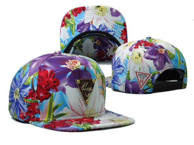 HATER Snapbacks Hat SF 01