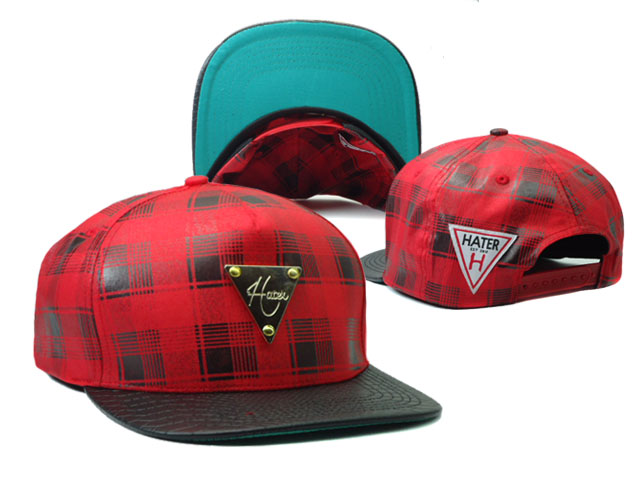 HATER Snapbacks Hat SF 03