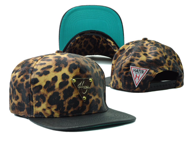 HATER Snapbacks Hat SF 07