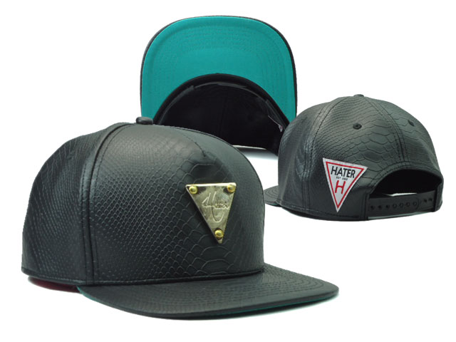 HATER Snapbacks Hat SF 12