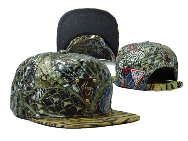 HATER Snapbacks Hat SF 16