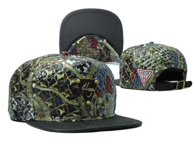 HATER Snapbacks Hat SF 17