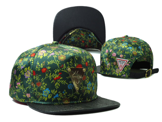 HATER Snapbacks Hat SF 20