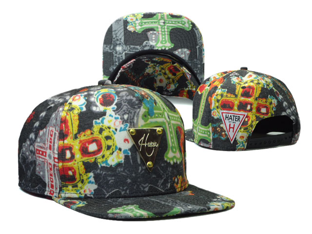 HATER Snapbacks Hat SF 21