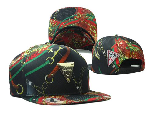 HATER Snapbacks Hat SF 27