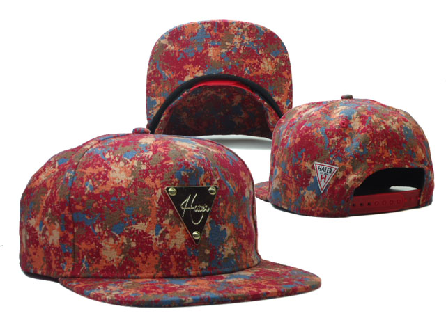HATER Snapbacks Hat SF 32
