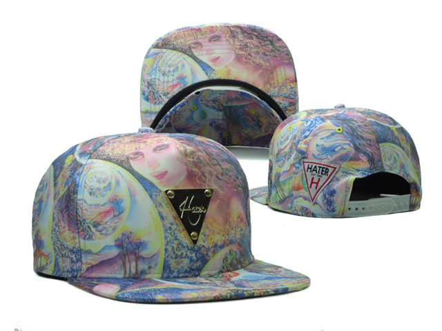HATER Snapbacks Hat SF 34