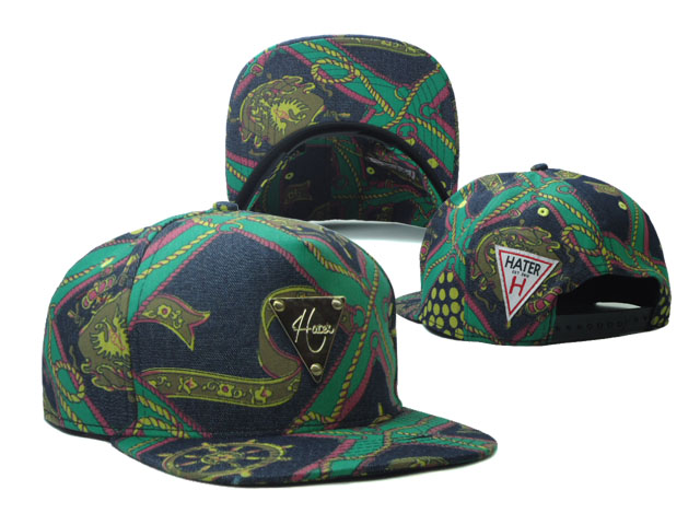HATER Snapbacks Hat SF 35