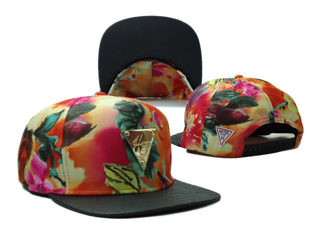 HATER Snapbacks Hat SF 42