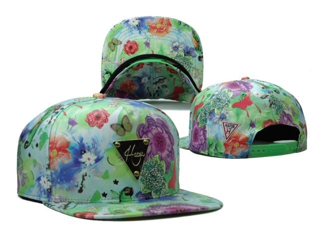 HATER Snapbacks Hat SF 43