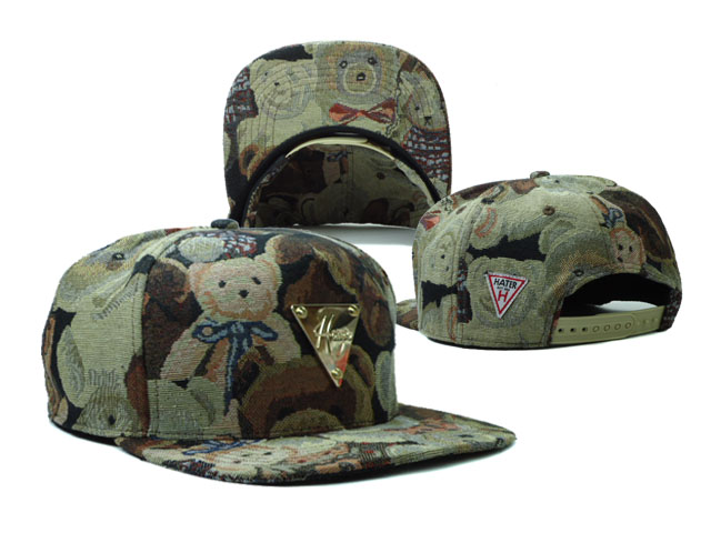 HATER Snapbacks Hat SF 44
