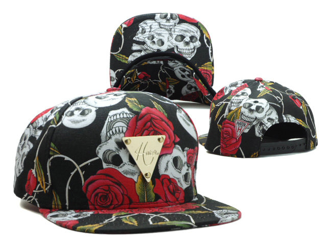 HATER Snapback Hat SF 0512