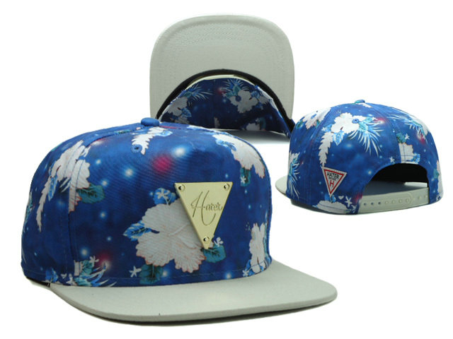 HATER Snapback Hat SF 2 0613