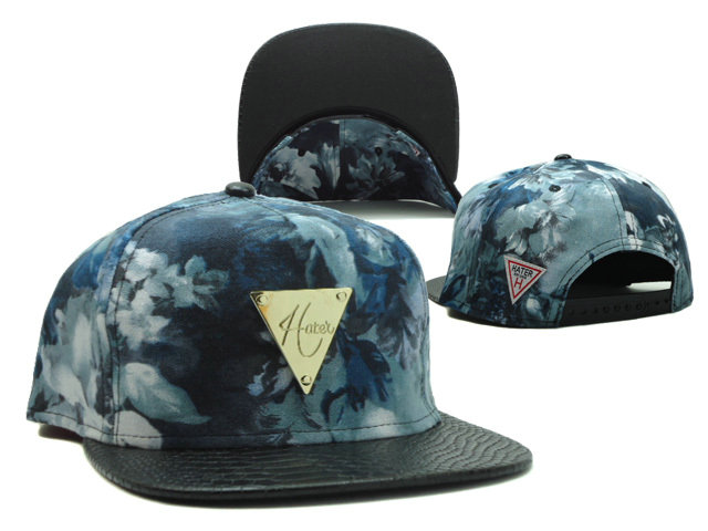 HATER Snapback Hat SF 3 0613