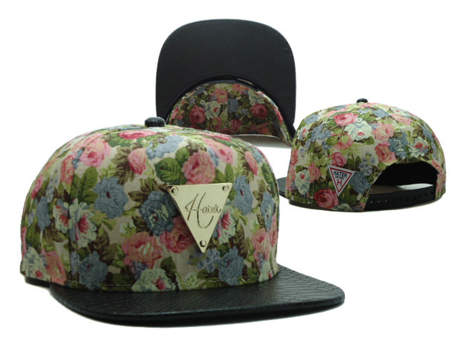 HATER Snapback Hat SF 4 0613
