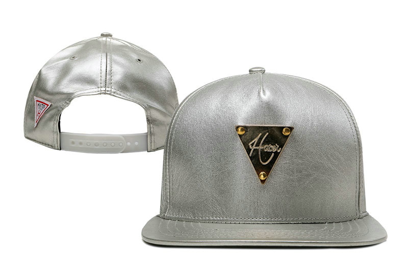 HATER Grey Snapback Hat TY