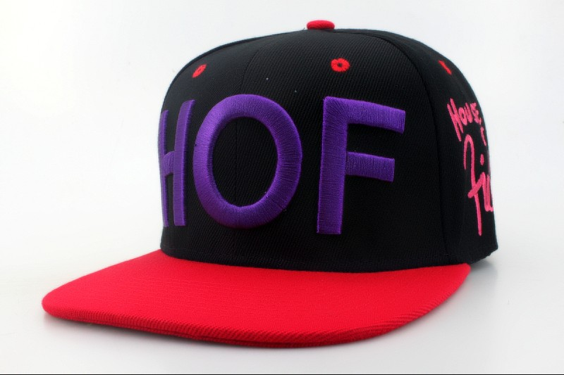 HOF house of field snapback hat qh 2