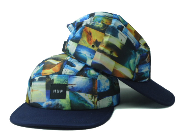 HUF 5 PANEL Hat SF 02