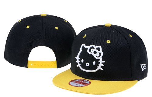 hello kitty snapback hat 60d01