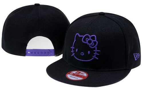 hello kitty snapback hat 60d06