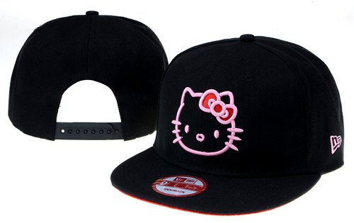 hello kitty snapback hat 60d09