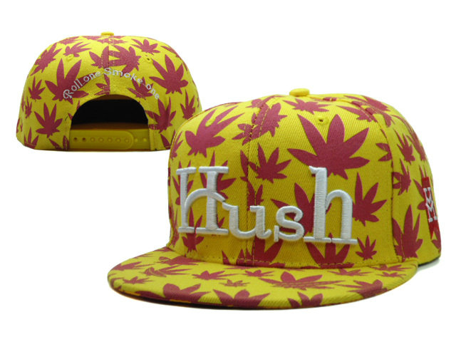 Hush Snapback Hat SF 1 0613