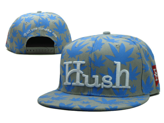 Hush Snapback Hat SF 2 0613