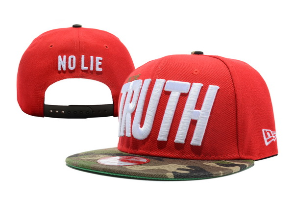 I am The Truth Snapbacks Hat XDF 08