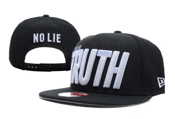 I am The Truth Snapbacks Hat XDF 05