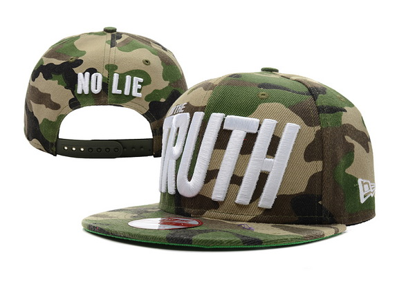 I am The Truth Snapbacks Hat XDF 02