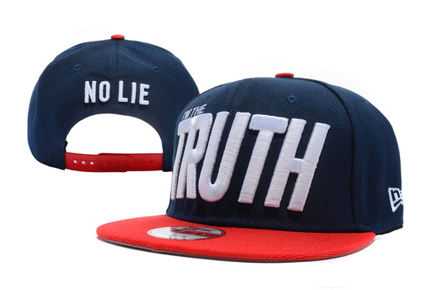 I am The Truth Snapbacks Hat XDF 07