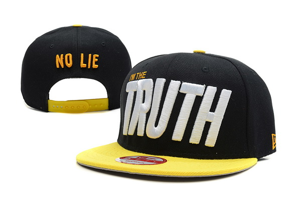 I am The Truth Snapbacks Hat XDF 11