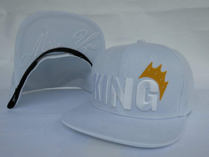 King Snapback Hat LS1