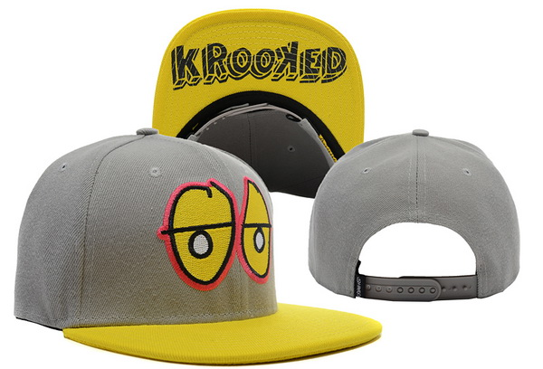 Krooked Eyes Snapbacks Hat XDF 2