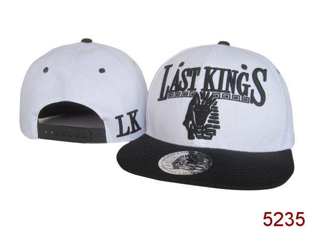 Last Kings Snapback Hat SG6