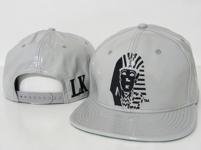 Last Kings Snapback leather Hat DD1