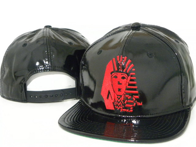 Last Kings Snapback leather Hat DD2