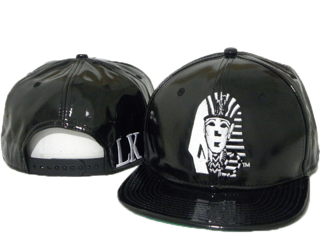 Last Kings Snapback leather Hat DD5