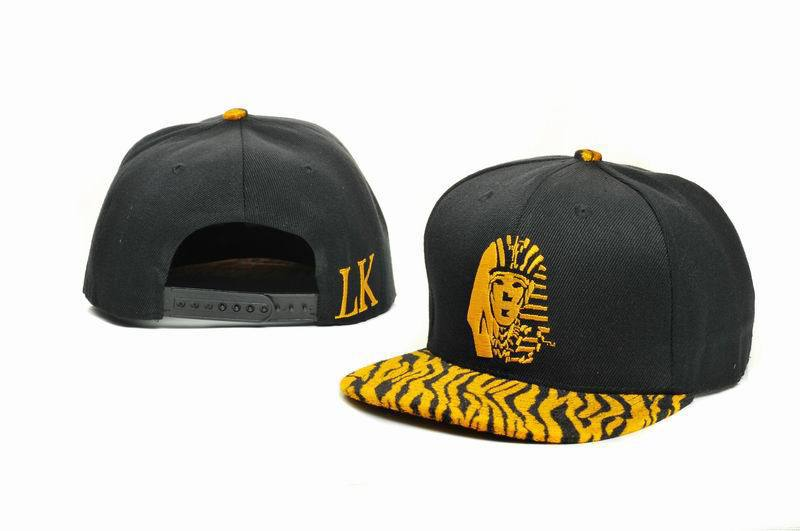 Last Kings Black Snapback Hat GF