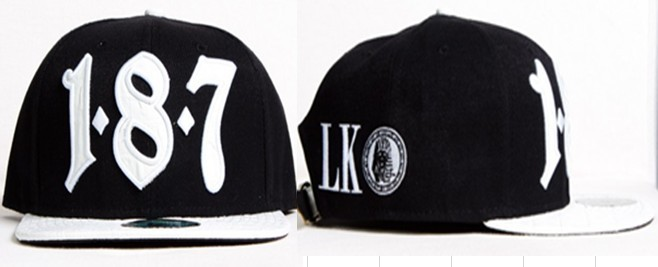 Last Kings Snapback Hat GF 15