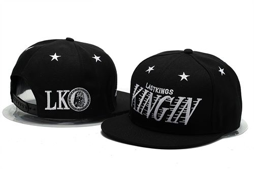 Last Kings Snapback Hat 0903 2