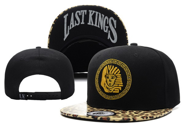 Last Kings Black Snapback Hat XDF 1 0613