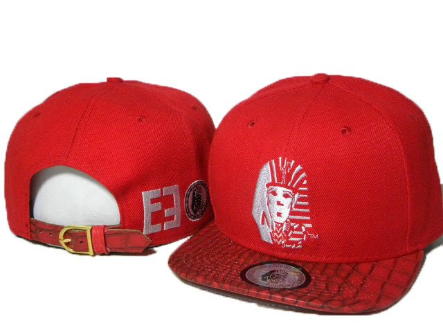 Last Kings Red Snapback Hat DD 0613