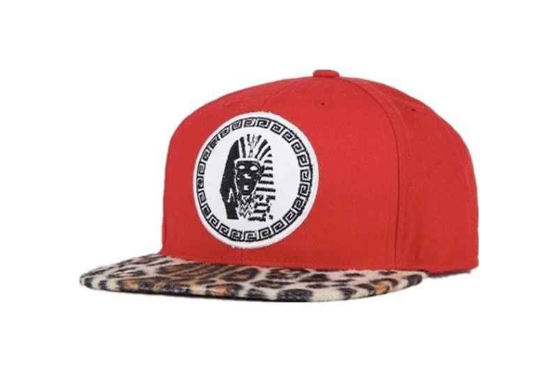 Last Kings Red Snapback Hat GF 0613