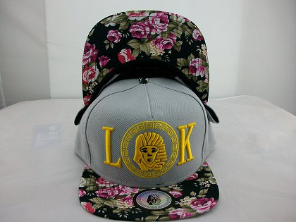 Last Kings Snapback Hat JT 140802 05