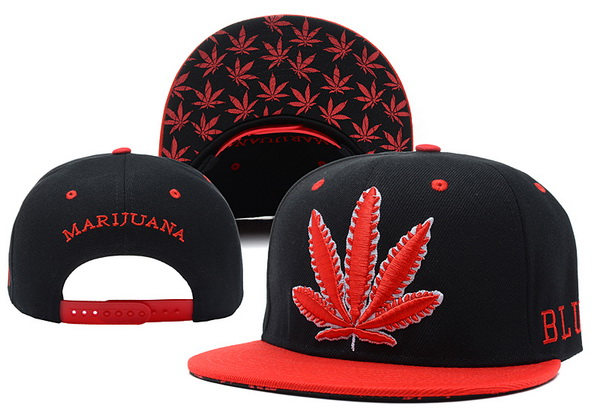 Marijuana Snapbacks Hat XDF 3