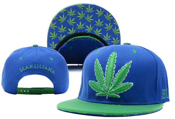 Marijuana Snapbacks Hat XDF 4