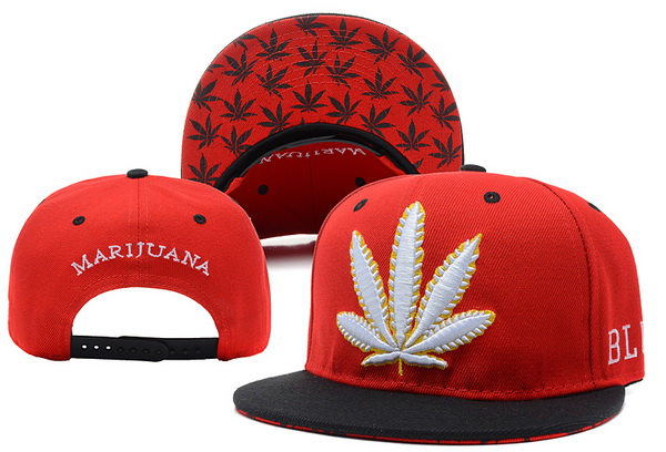 Marijuana Snapbacks Hat XDF 5